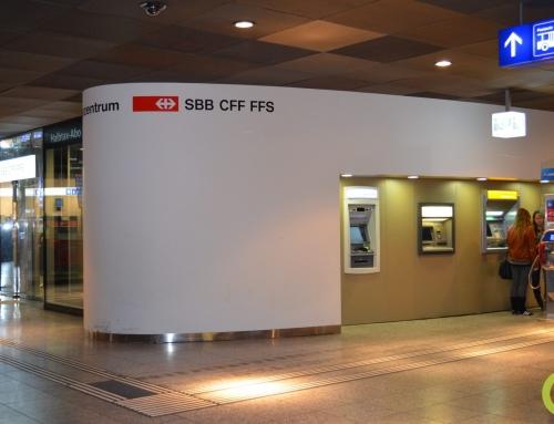 Infopoint Bahnhof Bern